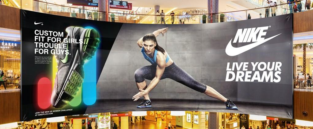 Dubai - AUGUST 7, 2014: Dubai Mall shopping mall on August 7 in